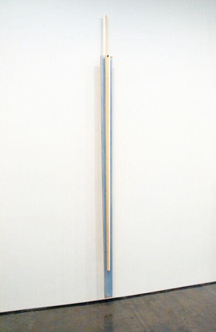 Russell Maltz, 'S.P. / Blue + White #117 (Needle)', 2017