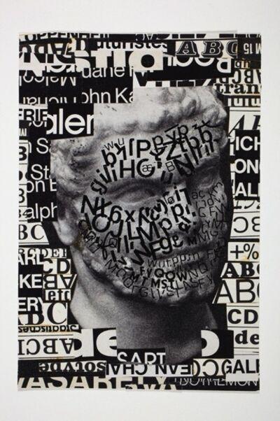 Guillermo Deisler, 'Foto Collage', 1988