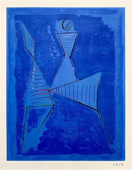 Marino Marini, 'Marino from Goethe I', 1979