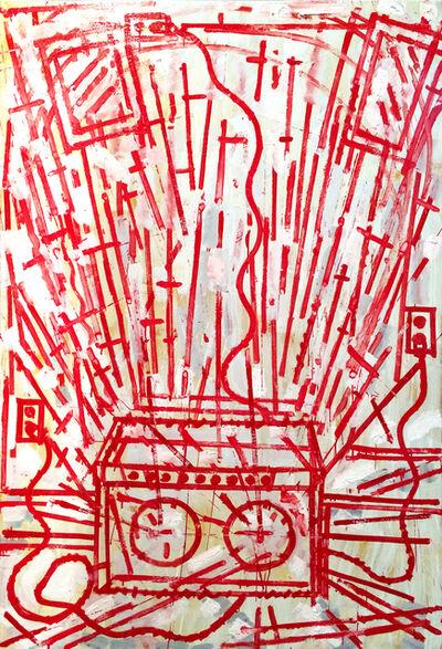David Urban, 'Amplifier #7', 2016