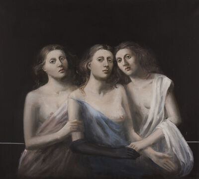 Raymond Han, 'Untitled (Three Sisters)', ca. 2003