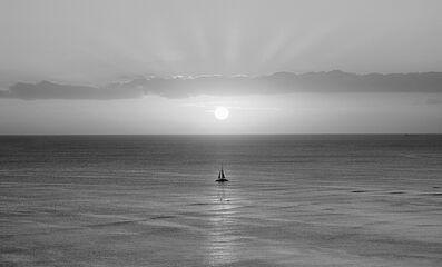 Brian Kosoff, 'Sailboat, Surfer, Submarine', 2007