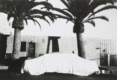 Robert Frank, 'Covered Car, Long Beach, California', 1956