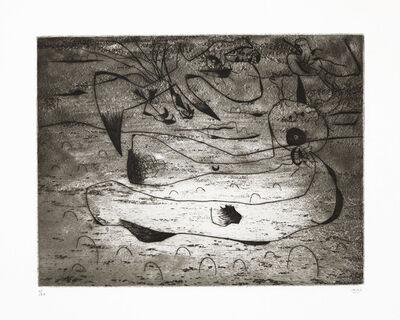 Joan Miró, 'L'Aigle et La Femme La Nuit', 1938