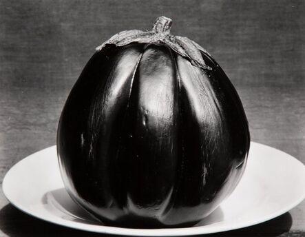 Edward Weston, 'Eggplant', 1929