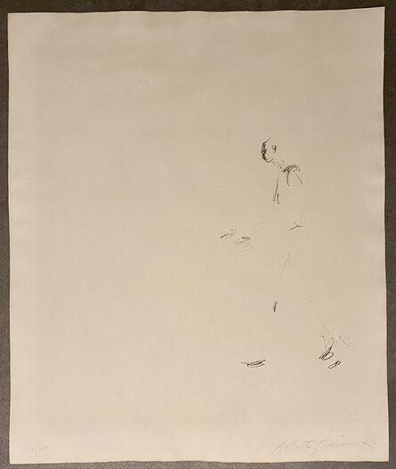Alberto Giacometti, 'Homme qui Marche', 1957