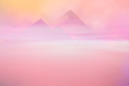 Navina Khatib, 'Pyramids Of Chi II', 2020