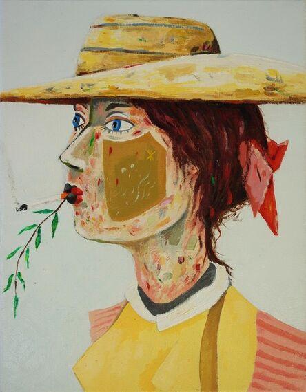 Moritz Schleime, 'Portrait No. 23', 2015-16