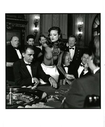 Patrick Demarchelier, 'Shalom Harlow, Monaco', 1992