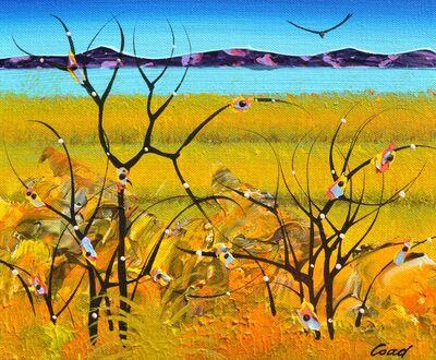 Peter Coad, 'Eagle - Indio Creek', 2013-2014