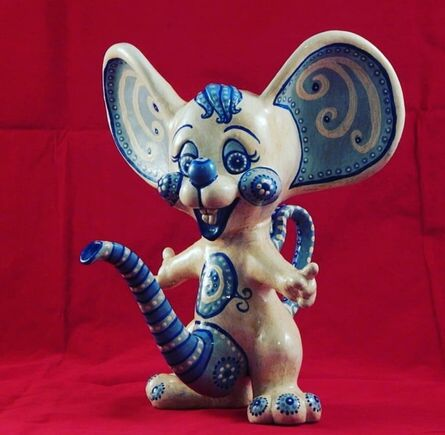 Renee Tay, 'Mouse Naughty Teapot', 2020