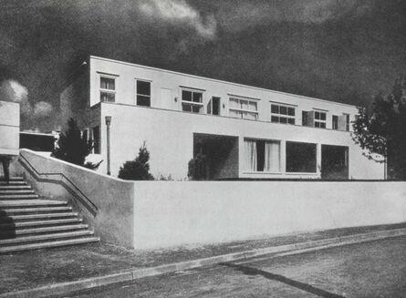Josef Frank, 'House at the Werkbundausstellung', 1927