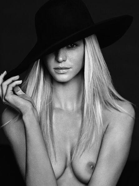 Russell James, 'Erin Brim Hat', 2012