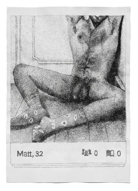 Frances Goodman, 'Matt's Matter', 2020