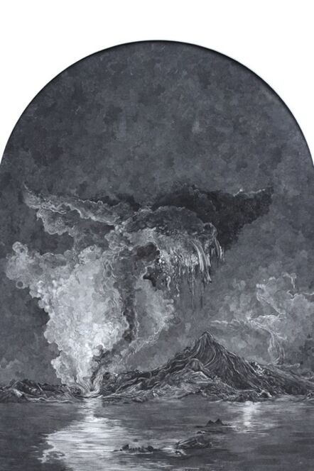 Ambrosine Allen, 'A Study of Volaire', 2015