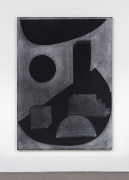 Silke Otto-Knapp, 'Raumbühne (after Schwitters)', 2017