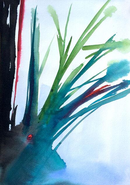 Anne Patterson, 'Bursting Forth (A Line Into the Future 8)', 2016