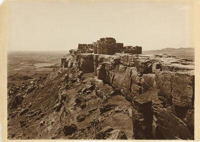 Frederick Monsen, 'Acoma Pueblo', ca. 1900