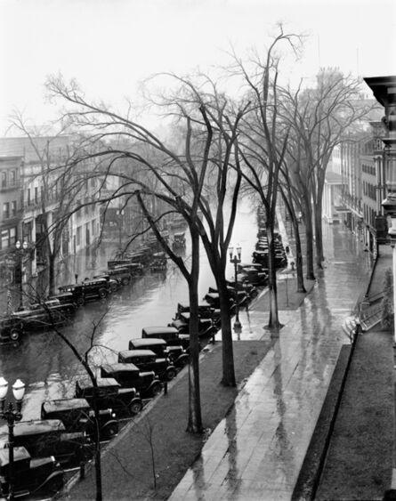 Walker Evans, 'Main Street, Saratoga Springs, New York', 1931
