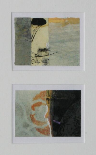 Nancy Boyd, 'Collage #66 & #80 (diptych)'