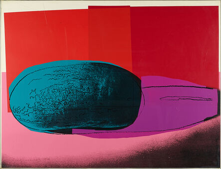 Andy Warhol, 'Watermelon from Space Fruit: Still Lifes', 1979