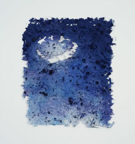Adebunmi Gbadebo, 'True Blue: 18th Hole, 15', 2020