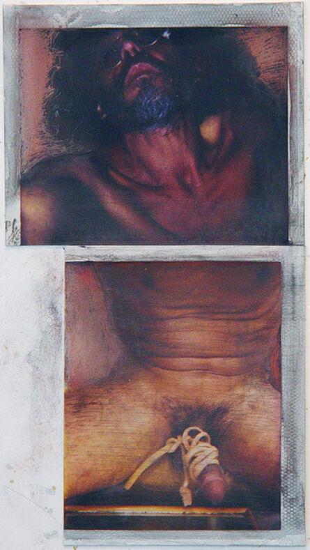 Francisco Toledo, 'Self-portrait 43 (Autorretrato 43)', 1995