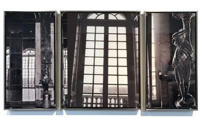 Donna Cameron, 'Hall of Mirrors (Triptych)'