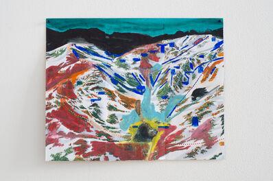 Jocko Weyland, 'Alpine (Green Sky)', 2013