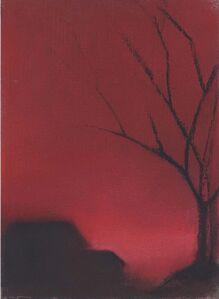 Lisa Hesselgrave, 'Red Sky', 2013