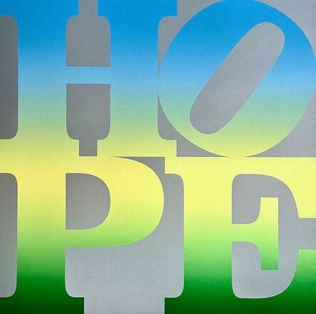 Robert Indiana, 'Hope/Summer', 2012