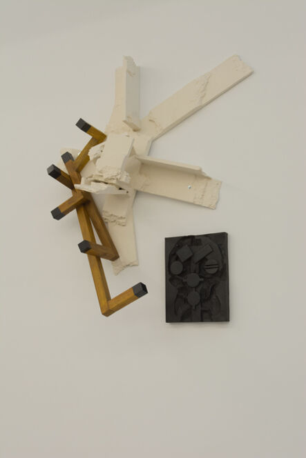 Txomin Badiola, 'Dada la acumulación de pruebas (Bastardo) 4', 2010