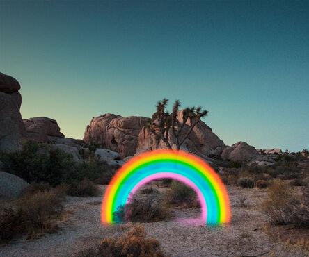 Ludwig Favre, 'Rainbow', 2020