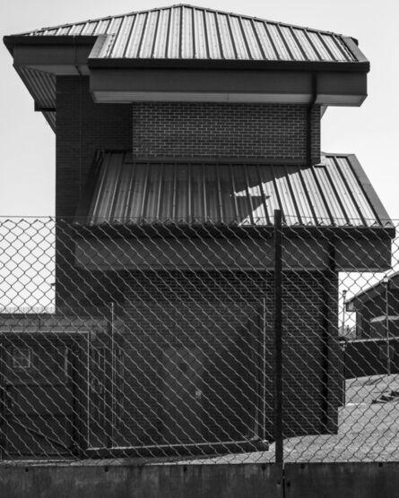 Edmund Clark, 'My Shadow's Reflection - Architecture 5', 2017