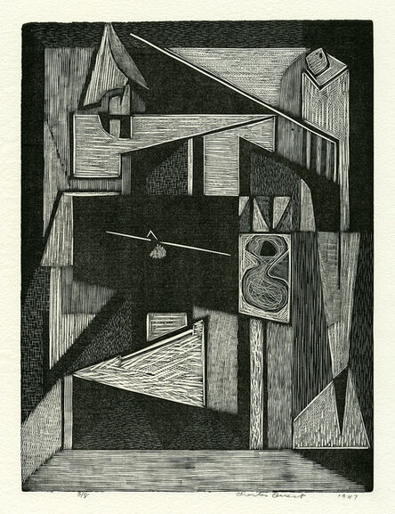 Charles F. Quest, 'Still Life', 1947