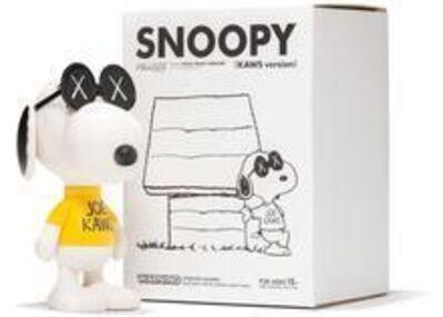 KAWS X Peanuts Joe KAWS, 'KAWS X Snoopy Peanuts Joe Kaws and Woodstock', 2011