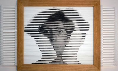 Esther Ferrer, 'Autoportrait Aléatoire', 1971-2014