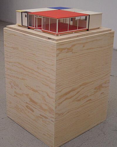 Laureana Toledo, 'Composición con rojo, azul y amarillo', 2004
