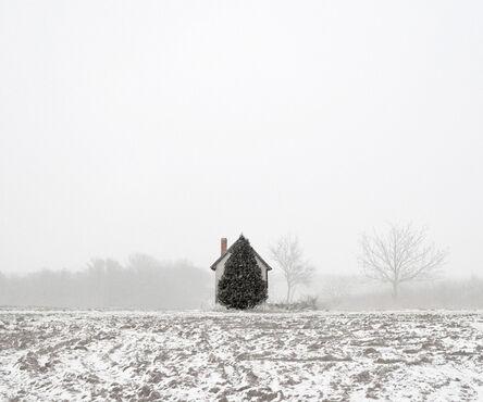 Tamas Dezso, 'Tree and House (West Hungary, 2011)', 2011