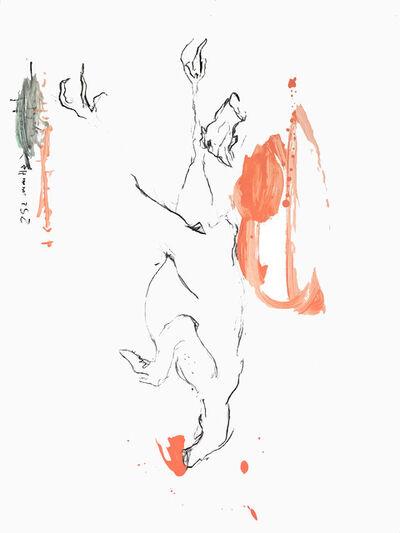 Gopal Dagnogo, 'Série 2, Mythologie contemporaine n°1', 2019