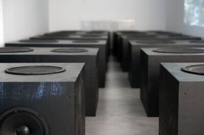 Nico Vascellari, 'Jesus', 2010