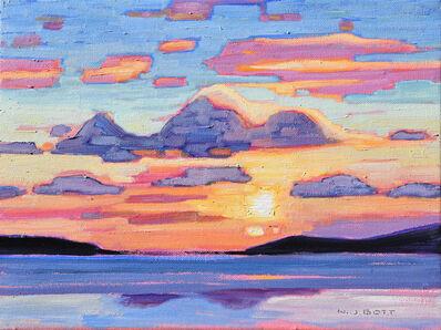 Nicholas Bott, 'Setting Sun', 2020
