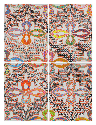 Carolina Ponte, 'Sin Titulo (poliptico 4 piezas) /Untitled (polyptych 4 pieces)', 2013