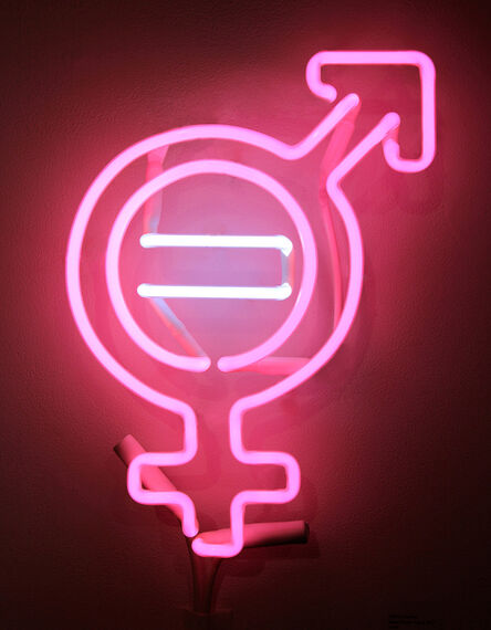 Indira Cesarine, 'Equal Means Equal', 2017