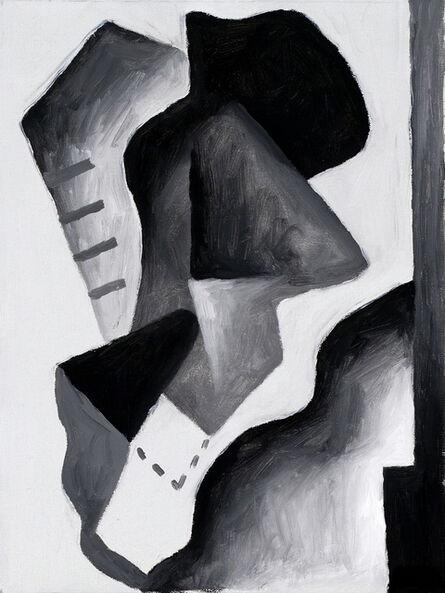 Antonio Malta Campos, 'Cabeça #2', 2017