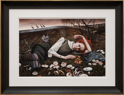 Andrea Kowch, 'The Merry Wanderers', 2021
