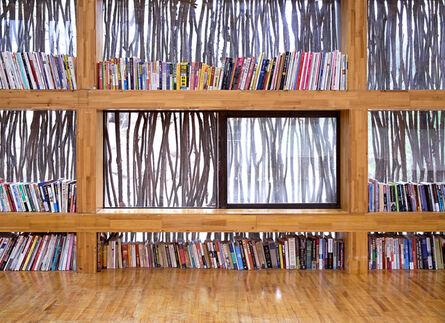 Candida Höfer, 'Li Yuan Library IV', 2014