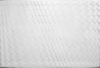 Enrico Castellani, 'Superficie bianca', 1980