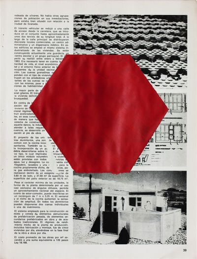 Luciana Levinton, 'XLV', 2014