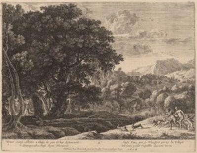 Herman van Swanevelt, 'Venus and Adonis Hunting'